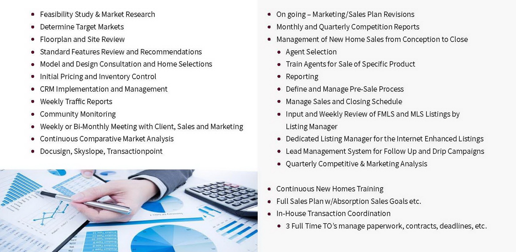 Sales Management - Intero Development Group